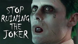 STOP RUINING THE JOKER - Movie Podcast