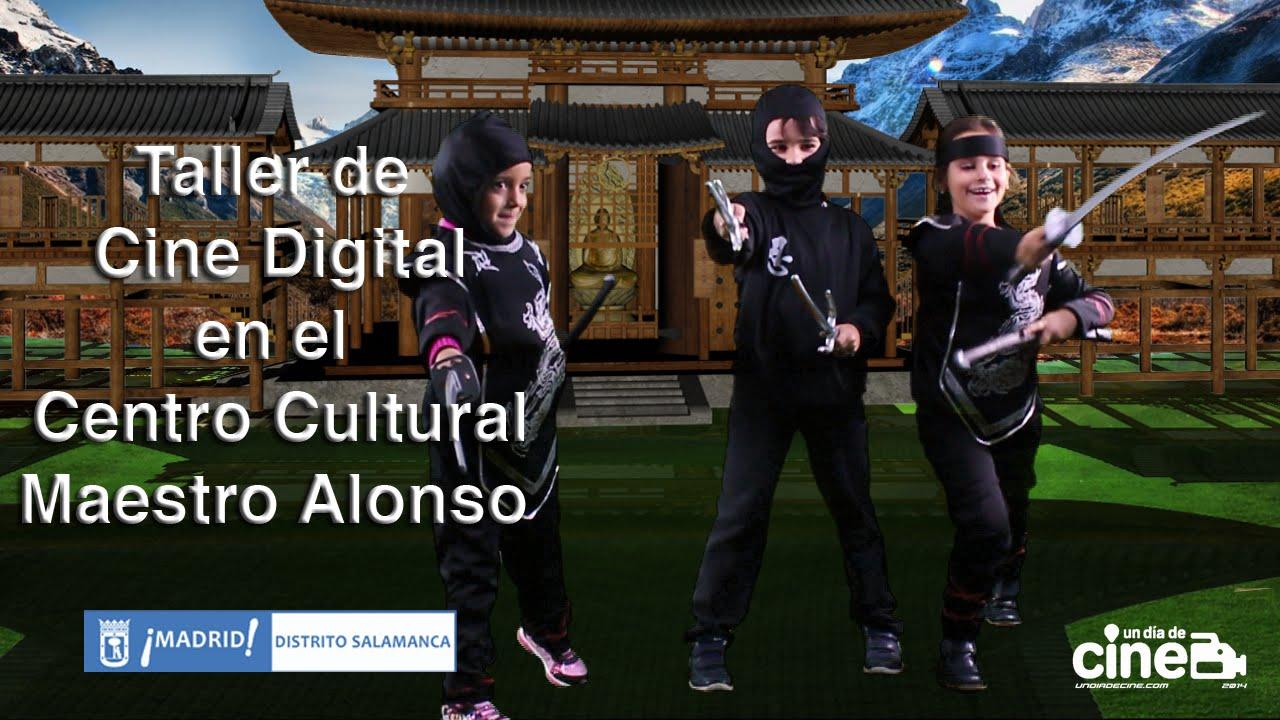 Un Dia de Cine en el Centro Cultural Maestro Alonso