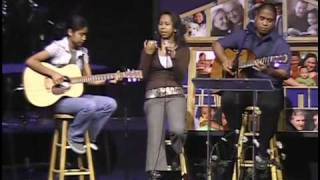 Send out a Prayer by Anointed performed by the cousins at PFBC in 07