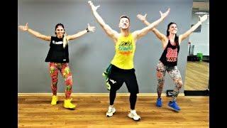 Zumba Fitness   GIMS, Maluma   Hola Señorita