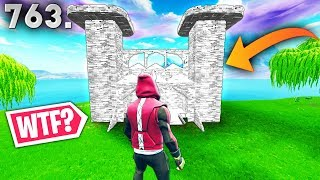 *NEW* WHITE MODE..?! Fortnite Funny WTF Fails and Daily Best Moments Ep. 763