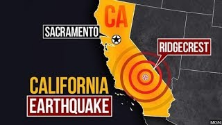 EARTHQUAKE ALERT! The BIG ONE - California Burns & Shakes in End Time Prophecy