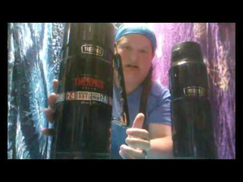 Thermos Stainless King coffee tumbler and thermos review