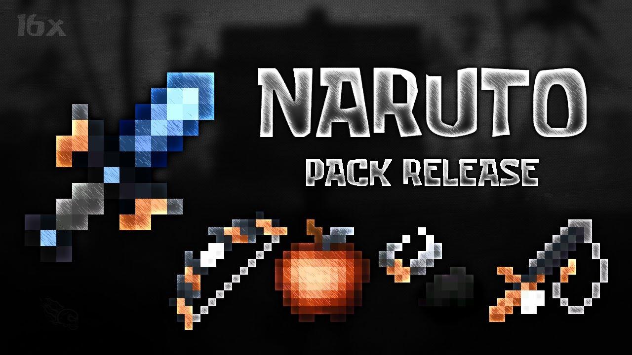 Naruto Pack | LikoRP24 x tenoch