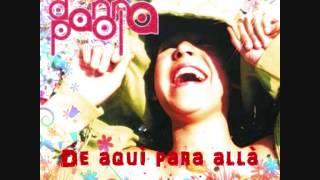 """Danna Paola - """"De aquì para allà"""""""