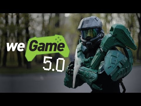 WEGAME 5.0 - cosplay video 2019   WISE GAME