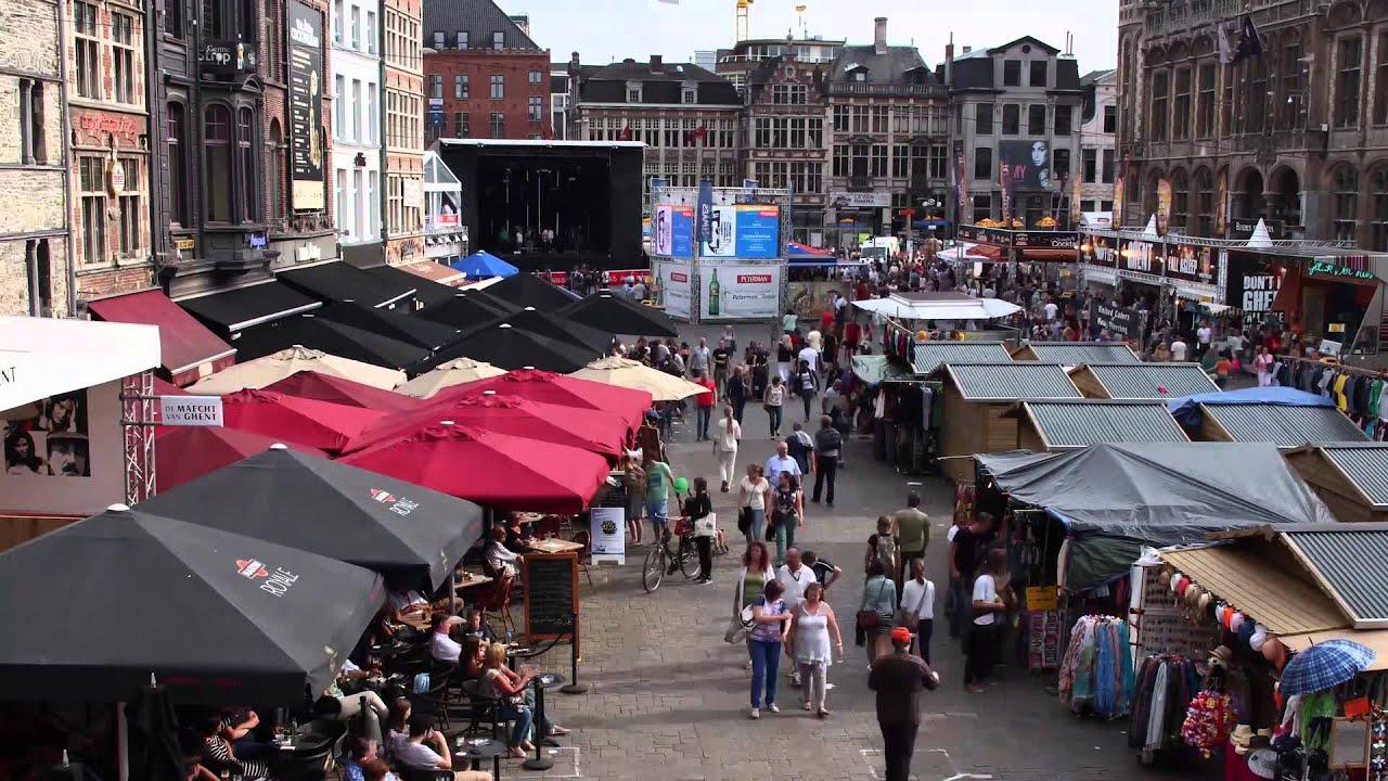 Gentse Feesten 2015: een andere kijk op Gent, Arteveldehogeschool