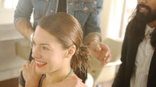 Inside The Salon Magic Chignon With Natasha Andrews