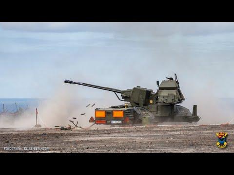El Ejército de Tierra licita el mantenimiento de los cañones 35/90 por 1,4 millones