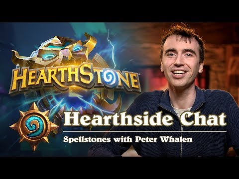 Hearthside Chat with Peter Whalen: Spellstones