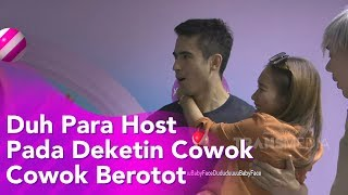 BROWNIS - Duh Para Host Pada Deketin Cowok Cowok Berotot (13/11/19) Part2