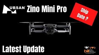 Hubsan Zino Mini Pro Latest Update