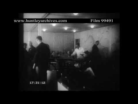 The Hindenburg Airship.  Archive film 99491