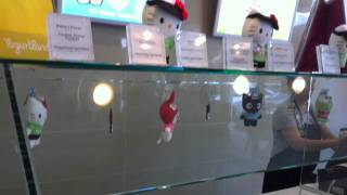 Hello Kitty Promo @ Yogurtland
