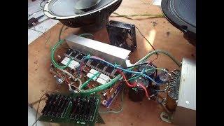 Download Video Mudah dimengerti.! Cara merakit power amplifier + Equaliser MP3 3GP MP4