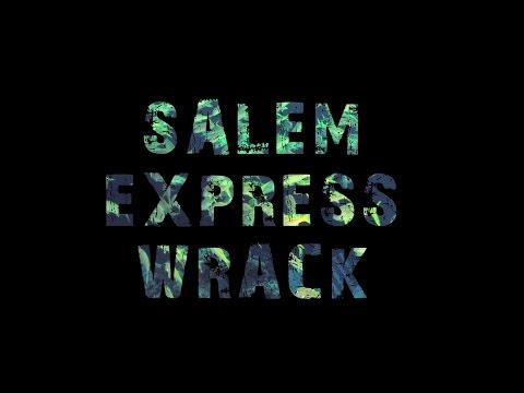 Salem Express Wrack, Wrack der Salem Express (Safaga),Ägypten