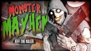 MONSTER MAYHEM | JEFF THE KILLER!!! (Garry's Mod)