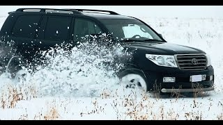 Toyota Land Cruiser 200 Тест-драйв.Anton Avtoman.