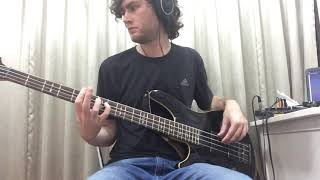 Tom Petty Keeping Me Alive Bass Cover