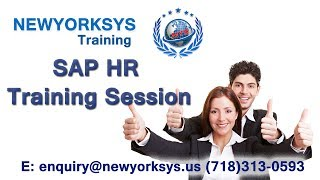 SAP HR Online Training Tutorial | Live Class Videos for Beginners