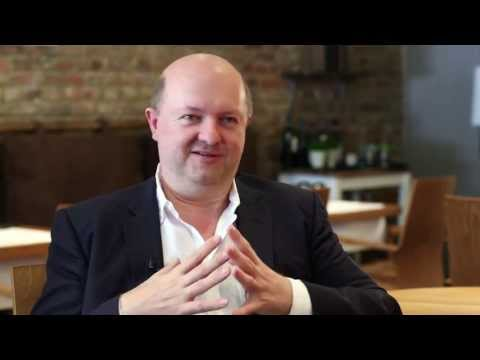 Interview with Andy Hayler - 3 Michelin Star Food Critic