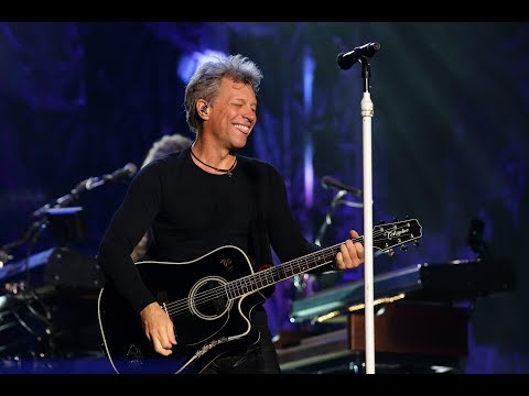 Bon Jovi leads Rock and Roll Hall of Fame 2018 class