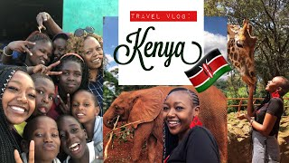 preview picture of video 'Travel vlog: Kenya (part 2/3)'