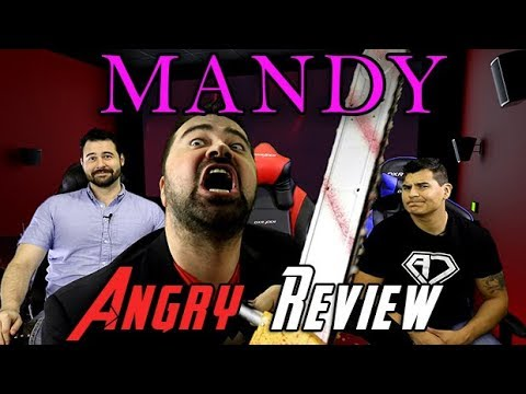 Mandy Angry Movie Review