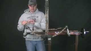 How to Change a Crossbow String | 60X Custom Bowstrings | Bow Strings