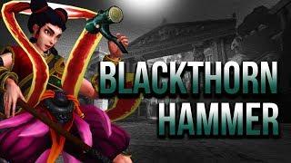 SMITE: Blackthorn Hammer! Under The Radar?