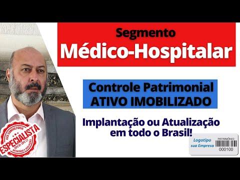 Hospitais - Gestão Patrimonial - Inventário Geral Avaliação Patrimonial Inventario Patrimonial Controle Patrimonial Controle Ativo