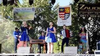 Cimbalová Hudba Primáš   Hej Sokoly (Deň Obce Šuňava)