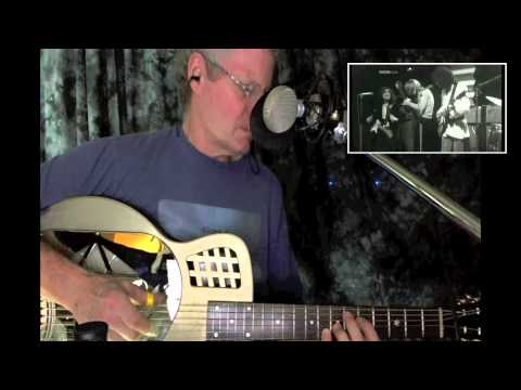 Oh Well - Peter Green Fleetwood Mac fingerstyle slide guitar cover