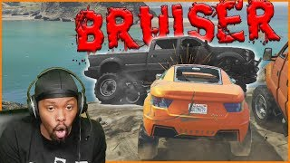 Mess With The Bruiser And You're A LOSER! (GTA 5 Funny Moments)