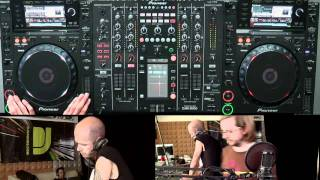 Matt Cooper - Live @ DJsounds Show 2011 (Part 2)