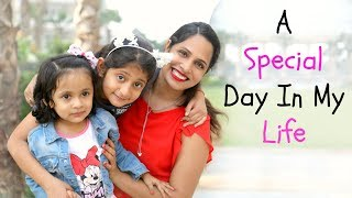A SPECIAL Day In My Life | #ShrutiArjunAnand #Vlog #Birthday #Fun #MyMissAnand
