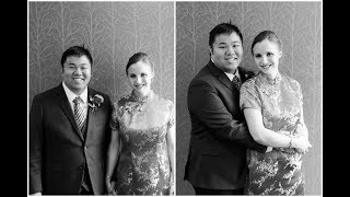 Calgary Wedding Photographer: Scandinavian Centre, Riley Park, and Silver Dragon Restaurant - Video