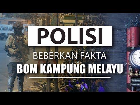 Polisi Ungkap Fakta Bom Kampung Melayu