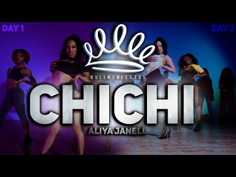CHI CHI | Trey Songz featuring Chris Brown | Aliya Janell Choreography | Queens N Lettos