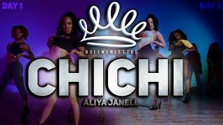 CHI CHI | Trey Songz | @FASHIONNOVA | Aliya Janell Choreography | QNL