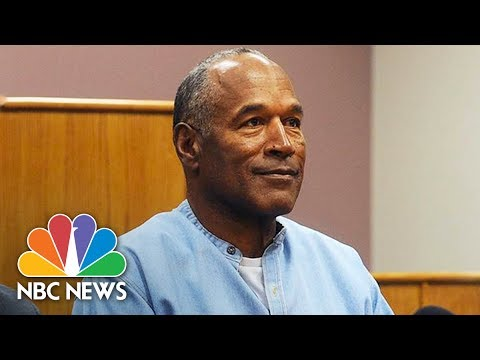 O.J. Simpson Granted Parole In Vegas Robbery Case | NBC News