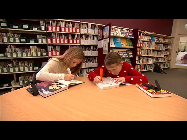 ReaderPenAU Videos Channel 7 News Australia Features The ReaderPen