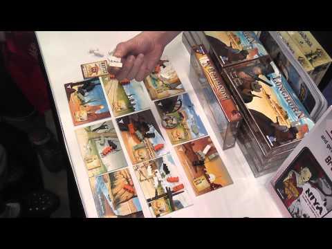Quick Presentation of the Game (Gen Con 2014)