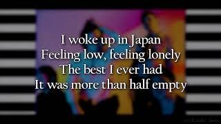5 Seconds of Summer – Woke Up In Japan (Lyrics)