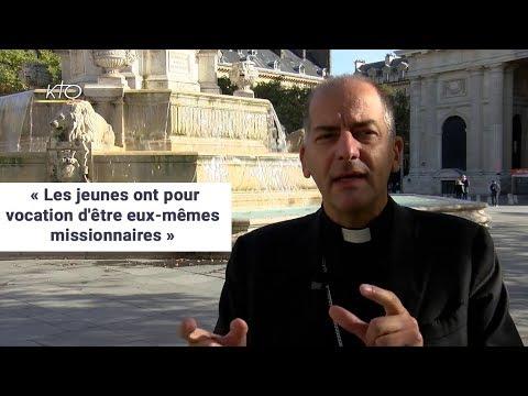 Mgr Giampietro Dal Toso : « Les jeunes ont pour vocation d'être eux-mêmes missionnaires »