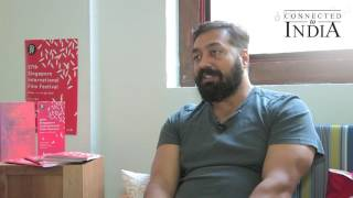 Spotlight  <b>Anurag Kashyap </b>talking To Connected To India