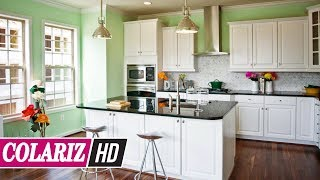NEW DESIGN 2019! 55 Fantastic Best Kitchen Paint Colors You Must Watch For Inspiration