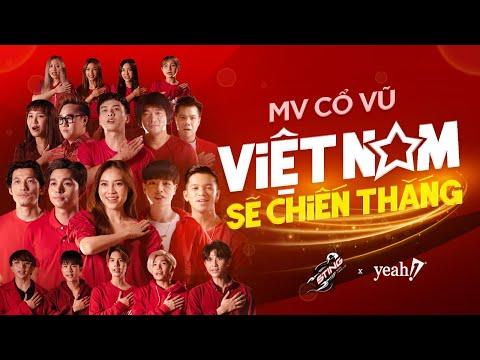 Việt Nam Sẽ Chiến Thắng| MV Cổ Vũ Chống Covid-19