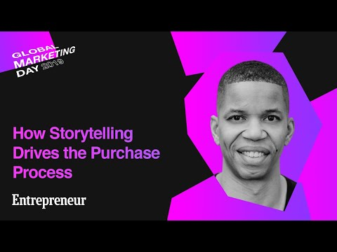 How Storytelling Drives the Purchase Process | Terry Rice, Entrepreneur Magazine