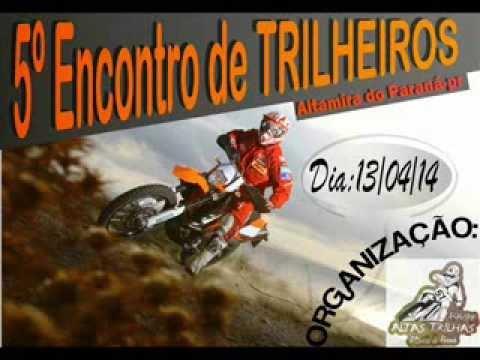 Convite 6ºEncontro de TRILHEIROS de Altamira do Paraná dia: 26/04/15